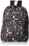 JanSport Unisex SuperBreak Day Of The Dead Backpack