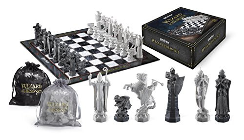 Harry Potter Wizard Chess Set - LOW PRICE - 56% off!