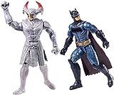 """DC Justice League Batman vs Steppenwolf Figures, 12"""" (2-Pack)"""