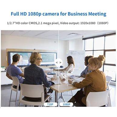 Tenveo-Video-Conference-Camera-10X-Optical-Zoom-Full-HD-1080p-USB-PTZ-Camera-for-Business-Meetings-TEVO-VHD102U