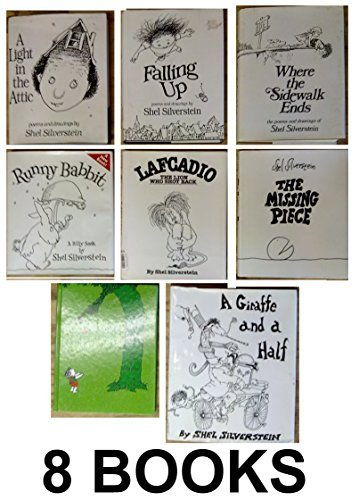 Shel Silverstein Poetry Study and FREE Printables & Poetry