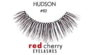 Red Cherry False Eyelashes #82 Black Pack of 3 (Red Cherry - Kim Kardashian's Choice)