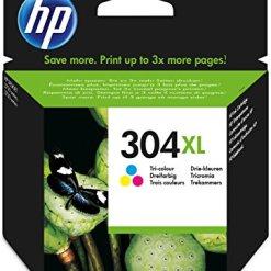 Black & Tri-Colour HP Ink Cartridge – for HP Deskjet 3730 Printers – Original Ink Cartridge