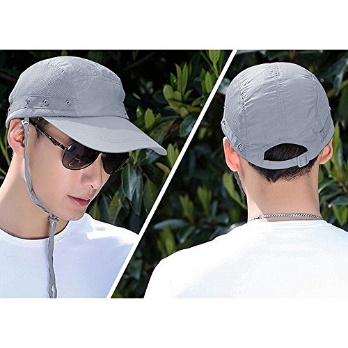 963bdf6be5c8e Fishing Hat 360°UV Protection Sun Hat