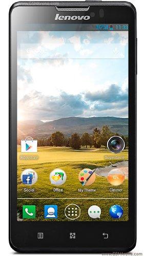 Lenovo P780 Quad-Core Dual Sim 4000mAh battery Long standby smartphone Phone