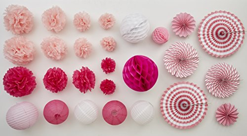 Hey valentine absolutely gorgeous tissue paper flowers pom poms hey valentine absolutely gorgeous tissue paper flowers mightylinksfo