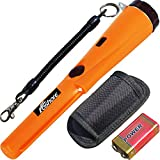 Koshore 2.76Inch Coverage Metal Detector Portable Handheld GP-Pointer Treasure Finder with High Sensitivity for Locating Gold, Coin,Silver,Jewelry, Detect Metal Jewelry Rings Headgear Ornaments