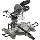 "Delta S26-263L Shopmaster 10"" Slide Miter Saw with Laser"