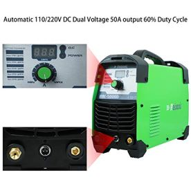 Plasma-Cutter-50-Amp-Reboot-CUT50-12-Clean-Cut-110V220V-Air-Plasma-Cutting-Machine-Max-Cut-15mm-Compact-Metal-Cutter-High-Frequency-Inverter-Cutting-for-Alloy-Mild-Steel-Cast-Iron-and-Chrome