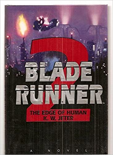 Image result for book sequel blade runner