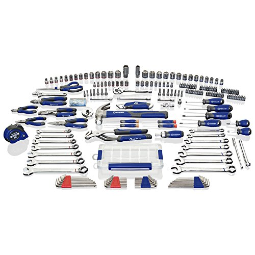 Kobalt 204-piece Kobalt Household Tool Set with Hard Case