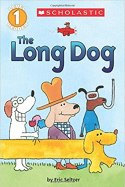 THE LONG DOG Book cover art