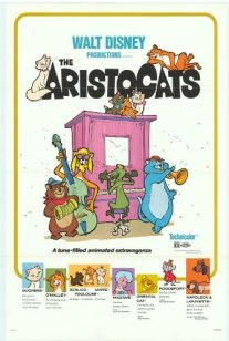 Amazon.com: Movie Posters Aristocats - 11 x 17: Lithographic Prints: Posters & Prints