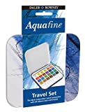 Aquafine Watercolor Travel Set of 24