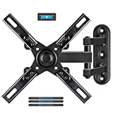 Mounting Dream Full Motion Monitor TV Wall Mounts Bracket with Articulating Arms for Most 17-39 Inches LED, LCD TV, Mount up to VESA 200x200mm and 33 lbs, with Tilt and Swivel MD2462