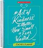 Teacher Kindness Planner: A year's worth of ideas to build a culture of kindness in your classroom