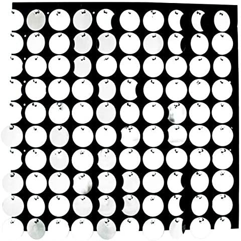 Amazon.com: Shimmer Sequin Wall Panel - Wall Décor - Wedding/Event/Theme  Party Decorations - Tile Photography Backdrop - Pack of 24, Silver: Home &  Kitchen