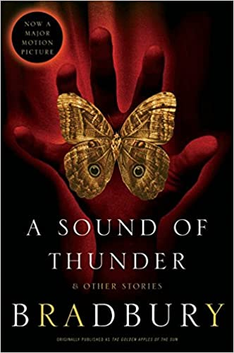 Image result for sound of thunder bradbury