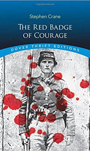 The Red Badge of Courage Book Cover