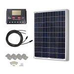 HQST 100 Watt Polycrystalline Solar Starter Kit