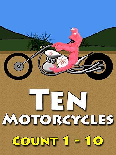 Clip: Ten Motorcycles