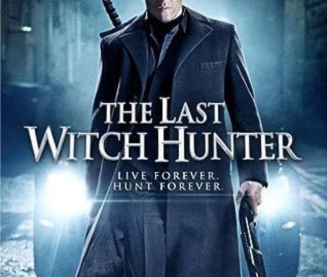 Amazon Com The Last Witch Hunter Dvd Vin Diesel Elijah Wood
