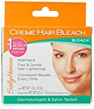 Sally Hansen Creme Hair Bleach For Face (6 Pack)