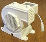 Gemmy Inflatable Replacement Fan/blower with 1 Light String Connectors - Model Ah-1