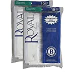 Royal Type B Vacuum Bags - 20-Pack