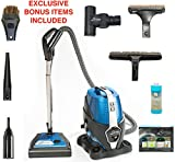 2016 SIRENA 2 SPEED 1200w Vacuum w/ Power Nozzle Total Home Cleaning System w/ Exclusive Bonus Items + 4 Fragrance Pack + Deodorizer + Mini Power Head