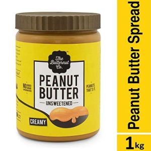 The Butternut Co. Peanut Butter Unsweetened Creamy 20  The Butternut Co. Peanut Butter Unsweetened Creamy 51iBoA 2B0WwL