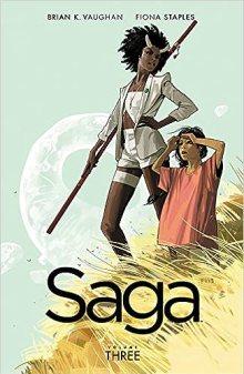 Image result for saga volume 3