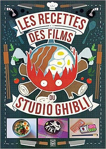Recettes des films du studio Ghibli