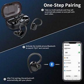 Ecouteur-Bluetooth-Ecouteurs-sans-Fil-Bluetooth-50-CVC-80-Antibruit-IP7-Etanche-100H-Stereo-Casque-2600mAh-Etui-de-Charge-Oreillette-Bluetooth-avec-Micro-Integre-Controle-Tactile-et-Ecran-LCD