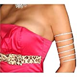 Bella-Vogue -Fashion Diamond 7 laps Arm Chain Jewelry-NO.317