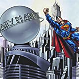 DC Comics Superman Prepasted Large Wallpaper Accent Mural