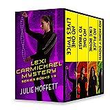 Julie Moffett's Lexi Carmichael Mystery Series Books 1-3: An Anthology (A Lexi Carmichael Mystery)