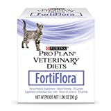 Purina Pro Plan Probiotics Cat Supplement; Veterinary Diets Fortiflora Feline Nutritional Supplement - 30 ct. Box