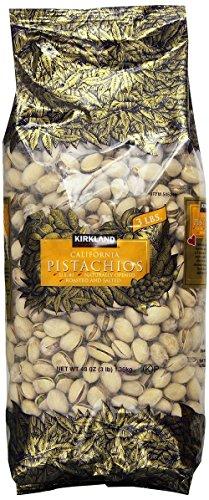 Kirkland In Shell Pistachios 3lbs