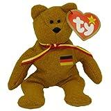 Germania the Bear McDonald's Ty Teenie Beanie SuperStar 2000