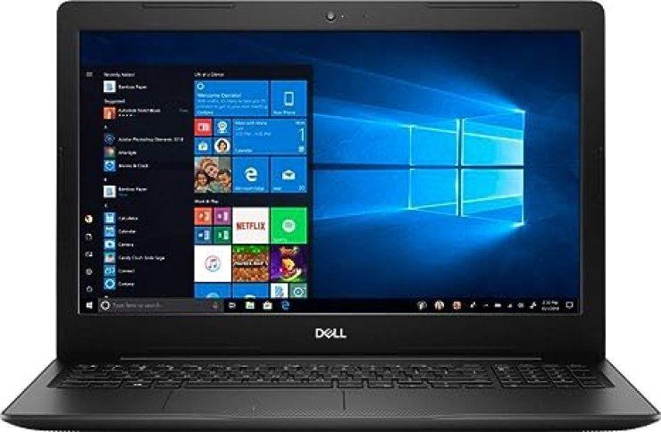 Amazon.com: Dell Inspiron 15.6 Inch HD Touchscreen Flagship High Performance Laptop PC   Intel Core i5-7200U   8GB Ram   256GB SSD   Bluetooth   WiFi   Windows 10 (Black): Computers & Accessories