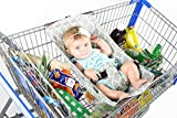 BINXY BABY Shopping Cart Hammock | The Original | Ergonomic Infant Carrier + Positioner