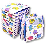 Rearz - Lil' Monsters - Adult Diapers ABDL (14 Pack) (Medium - 30'' - 44'')