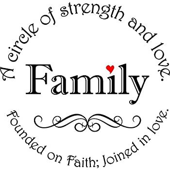 Download Amazon.com: Newclew Family a Circle of Strength and Love ...