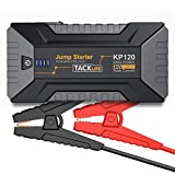 TACKLIFE 1200A Car Jump Starter for up to 8L Gas and 6L Diesel Engines, 12V Car Battery Booster, Portable Power Pack with Quick Charge 3.0 and Type-C port