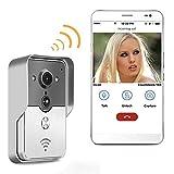 PowPro Pdor PP-KW01 Wifi Waterproof Video Door Phone Wifi Video Doorbell Intercom System with Night Vision