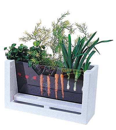 Root-Vue Farm Indoor Seed to Plant Garden Laboratory Kit