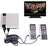 Classic Retro Family Game Console - with 620 Games ,Consoles Video Games, Built in 600 Video Games Consoles, (AV Out Cable), Children Gift,Bring You Happy Childhood Memories