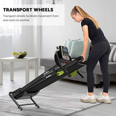 Folding-Treadmill-for-Home-JoggingWalking-with-Incline-Portable-Space-Saving-Fitness-Running-Electric-Indoor-Exercise-Workout-Office-Physical-Training