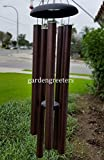 LARGE 50' WIND CHIME LARGE WIND CHIME BROWN